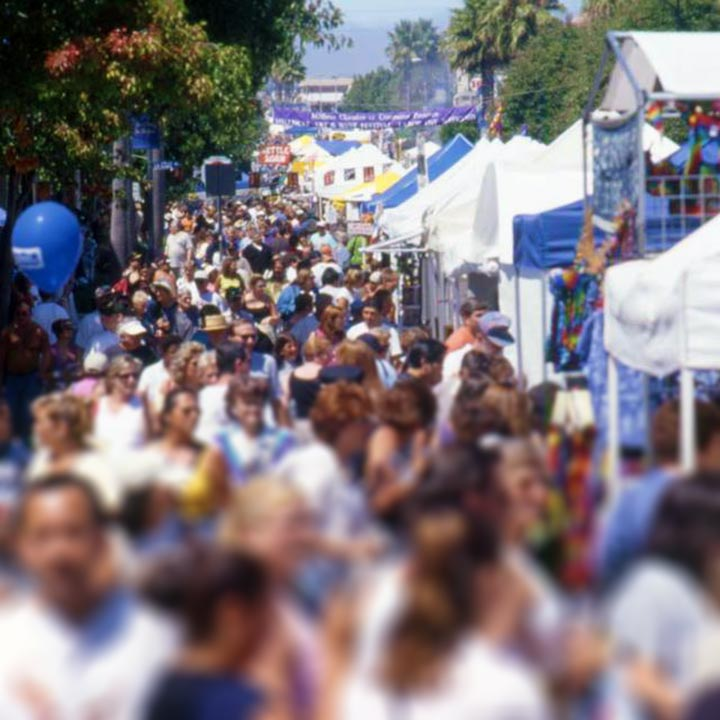 San Francisco Bay Area festival and event marketing agency