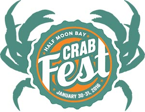 "Half Moon Bay Crab Festival ""The Big Catch"" January 30-31, 2016"