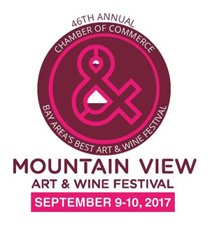 Mountain View Art and Wine Festival 2017