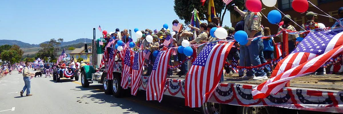 4th of July Parade, Half Moon Bay
