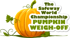 Safeway World Championship Pumpkin Weigh-Off, Half Moon Bay CA